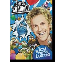 Cover: Sascha Grammel - Ich find's lustig
