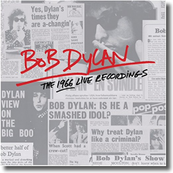 Cover: Bob Dylan - Bob Dylan: The 1966 Live Recordings