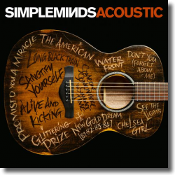 Cover: Simple Minds - Simple Minds Acoustic