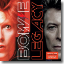 Cover:  David Bowie - Bowie Legacy