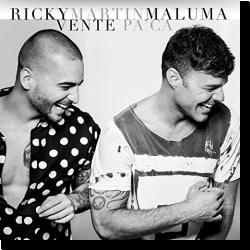 Cover: Ricky Martin feat. Maluma - Vente Pa' Ca