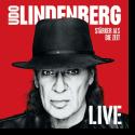 Cover: Udo Lindenberg - Stärker als die Zeit - Live
