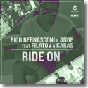 Cover:  Rico Bernasconi & Ange feat Filatov & Karas - Ride On