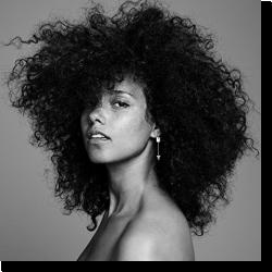 Cover: Alicia Keys - Here
