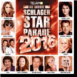 Cover: Die große Schlagerstarparade 2016 – Folge 2 - Various Artists