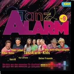 Cover: KiKA Tanzalarm 9 - Various Artists