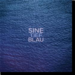 Cover: SINE - Tiefblau