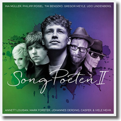 Cover: Songpoeten II - Various Artists