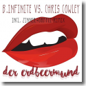 Cover:  B.Infinite vs. Chris Cowley - Der Erdbeermund