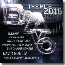 Cover: BRAVO The Hits 2016 - Various Artists