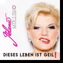 Cover: Melanie Müller - Dieses Leben ist geil