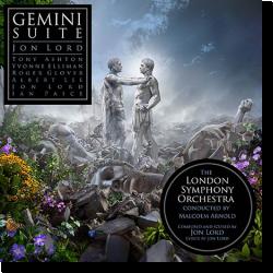 Cover: Jon Lord - Gemini Suite (2016 Reissue)