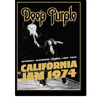 Cover: Deep Purple - California Jam 1974