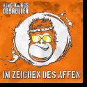 Cover:  King Kongs Deoroller - Im Zeichen des Affen