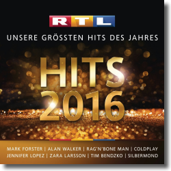 Cover: RTL Hits 2016 - Various Artists