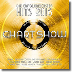 Cover: Die ultimative Chartshow - Hits 2016 - Various Artists