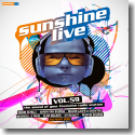 Cover:  sunshine live Vol. 59 - Various Artists