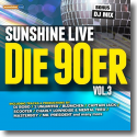 Cover:  sunshine live - Die 90er- Vol. 3 - Various Artists