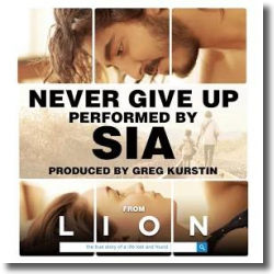 Cover: Sia - Never Give Up