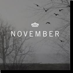 Cover: Sarajane - November