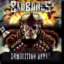 Cover: Bad Bones - Demolition Derby
