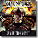 Cover:  Bad Bones - Demolition Derby