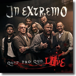 Cover: In Extremo - Quid Pro Quo - Live