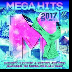 Cover: MegaHits 2017 - Die Erste - Various Artists