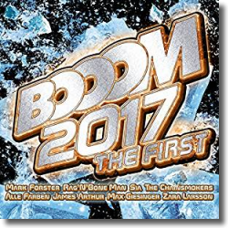 Cover: Booom 2017 The First - Various Artists