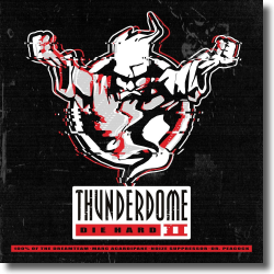 Cover: Thunderdome Die Hard CD II - Various Artists