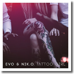 Cover: Evo & NiK.O. - Tattoo Girl