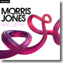 Cover: Morris Jones - Here We Are
