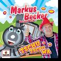 Cover: Markus Becker - Tschu Tschu Wa