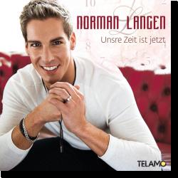 Cover: Norman Langen - Unsre Zeit ist jetzt