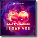 Cover:  DJ R.Gee - I Love You