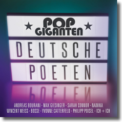 Cover: Pop Giganten – Deutsche Poeten - Various Artists