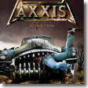 Cover:  AXXIS - Retrolution