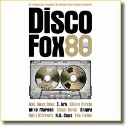 Cover: Disco Fox 80 Vol. 7 - Various Artists