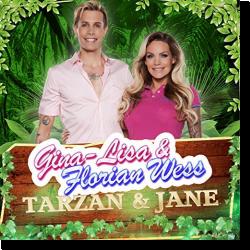 Cover: Gina-Lisa & Florian Wess - Tarzan & Jane