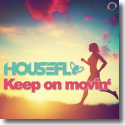 Cover:  Housefly - Keep On Movin