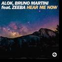 Cover:  Alok & Bruno Martini feat. Zeeba - Hear Me Now
