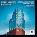 Cover:  NDR Elbphilharmonie Orchester - Elbphilharmonie - Die erste Aufnahme: Brahms Sinfonien 3 & 4