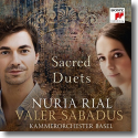 Cover:  Nuria Rial & Valer Sabadus - Sacred Duets