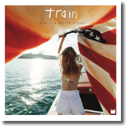Cover: Train - A Girl A Bottle A Boat
