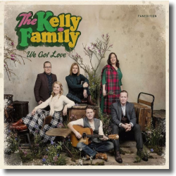 Cover: The Kelly Family - We Got Love