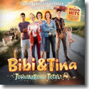 Cover:  Bibi & Tina - Tohuwabohu total - Original Soundtrack
