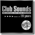 Cover:  Club Sounds - Best Of 20 Years - Various Artists