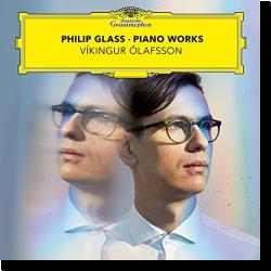 Cover: Vikingur Olafsson - Philip Glass: Piano Works
