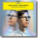 Cover: Vikingur Olafsson - Philip Glass: Piano Works