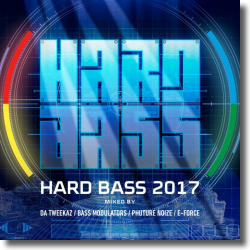 Cover: Hard Bass 2017 - Various Artists